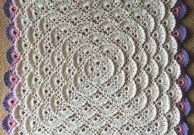 Fluffy Meringue Crochet