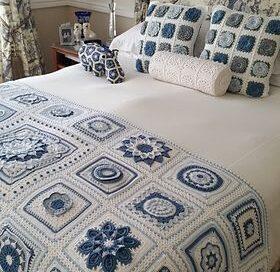 Crochet Block a Week CAL