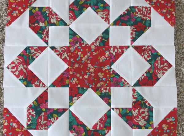 Pattern Fireworks Quilt